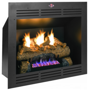 Built-in Firebox